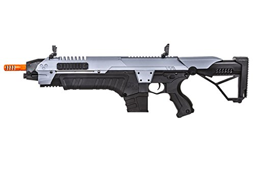 Star  4 CSI S.T.A.R XR5 Advanced Main Battle Rifle M4 Carbine AEG Airsoft Gun ( Black/Gray)