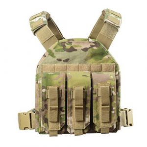 vAv YAKEDA Airsoft Tactical Vest 1 vAv YAKEDA Tactical CS Adjustable Vest