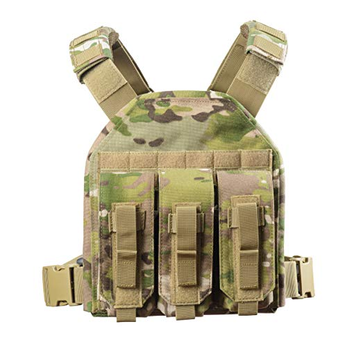 vAv YAKEDA Airsoft Tactical Vest 1 vAv YAKEDA Tactical CS Adjustable Vest