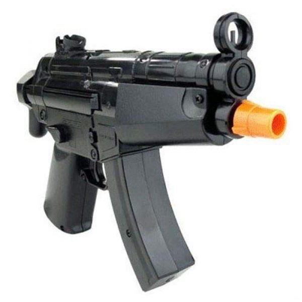 HFC Airsoft Mini AEG Rifle 2 HFC Mini MP5 AEG Automatic SMG Electric Airsoft Pistol - HB-102 -