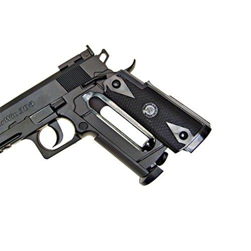 WG Airsoft Pistol 5 500 fps new wg airsoft 1911 non blowback gas co2 hand gun pistol w/ 6mm bb bbs(Airsoft Gun)