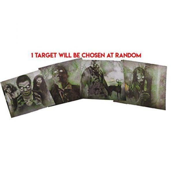 UKARMS Airsoft Rifle 2 UKARMS Spring M4 M16 Airsoft Rifle w/Scope, Flashlight, Bonus Pistol, 1000 BBS & Target