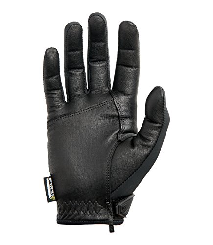 First Tactical Airsoft Glove 2 First Tactical Mens Lightweight Patrol Glove | Skin Tight Goatskin Palm with Touchscreen Capability