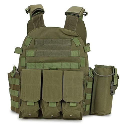 Redland Art Airsoft Tactical Vest 4 Redland Art Outdoor Hunting Vests Tactical Vest Military Men Clothes Army CS Equipment Accessories Airsoft Body Armor Painball Vest Airsoft Tactical Vest