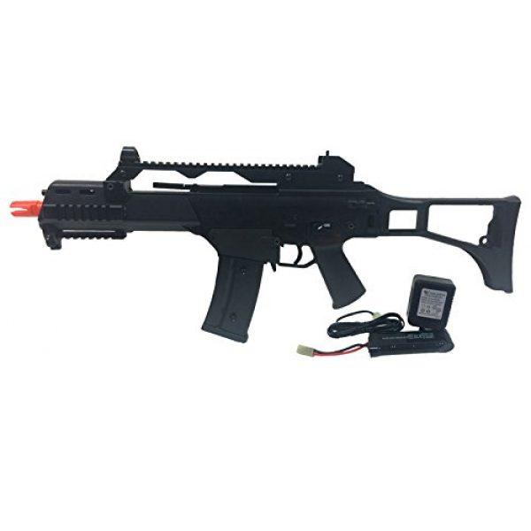 AirsoftAlpha Airsoft Rifle 1 H&K G36C AEG Package (Airsoft Gun)