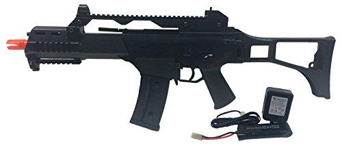 AirsoftAlpha  1 H&K G36C AEG Package (Airsoft Gun)