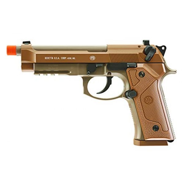 Umarex Airsoft Pistol 1 Umarex Elite Force 2274310 Beretta M9A3 Blowback - FDE 6 mm BB, One Size