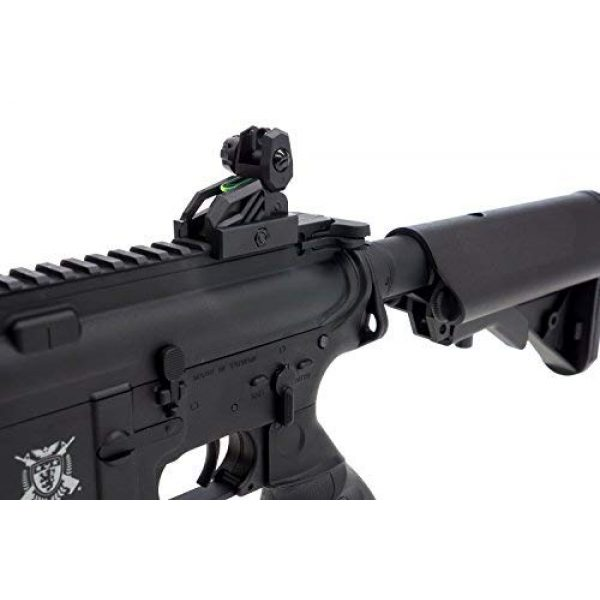 Black Ops Airsoft Rifle 4 Black Ops Airsoft Guns Rifle- Electric Full Metal M4 Viper Elite Upgraded