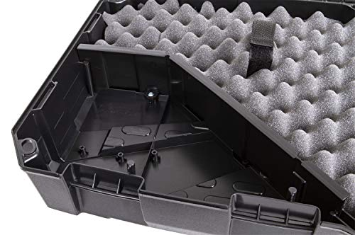 Flambeau Outdoors Airsoft Gun Case 3 Flambeau Outdoors 3011PDW Tactical Personal Defense Weapon (PDW) Case