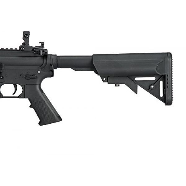 "Lancer Tactical Airsoft Rifle 4 Lancer Tactical G2 Airsoft LT-19B M4 Carbine 10"" AEG Rifle - BLACK"