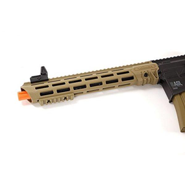 Valken Airsoft Rifle 3 Valken ASL TANGO M4 6mm Airsoft Rifle Tan/Black w/Battery & Charger