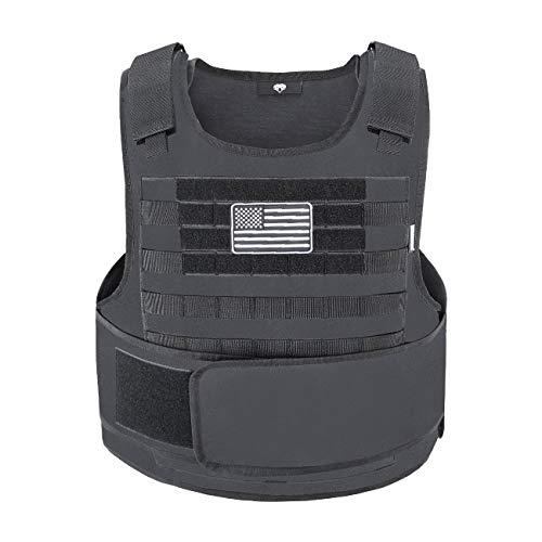 Snacam Airsoft Tactical Vest 2 Snacam Tactical Airsoft Vest Molle Vest
