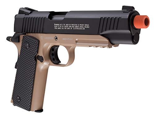 RWS  2 Elite Force 1911 Blowback 6mm BB Pistol Airsoft Gun