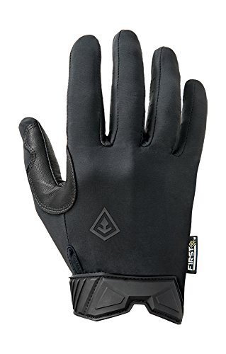 First Tactical Airsoft Glove 1 First Tactical Mens Lightweight Patrol Glove | Skin Tight Goatskin Palm with Touchscreen Capability