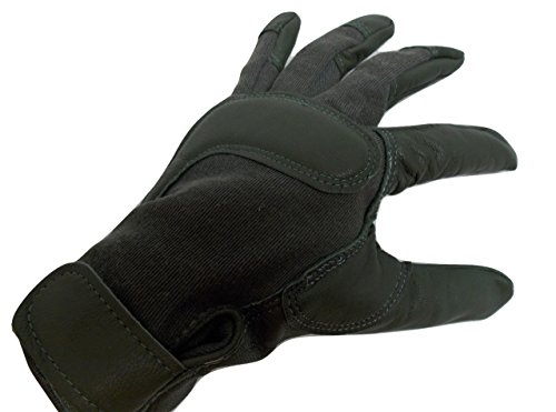 HWI Airsoft Glove 2 USGI ARMY COMBAT GLOVES TACTICAL SHOOTERS GLOVES (Large)