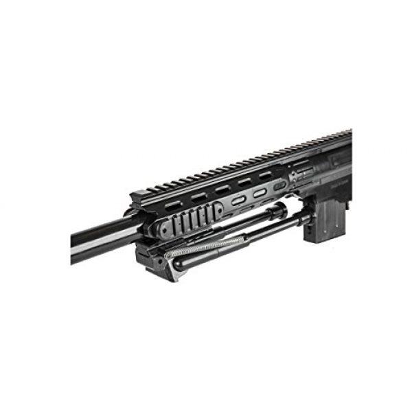 UKARMS Airsoft Rifle 5 UKARMS Top Marksman Sniper Spring Airsoft Rifle Gun FPS 225 w/Bipod