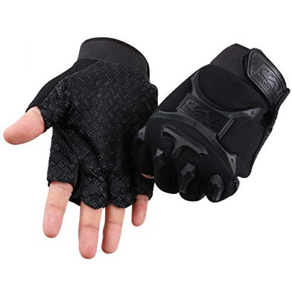 ACVCY Airsoft Glove 1 ACVCY Cycling Fingerless Gloves