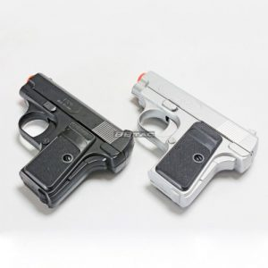 BBTac Airsoft Pistol 1 BBTac Airsoft Pistol Twin Pack - 110 FPS Spring Pocket Airsoft Gun with Storage Case