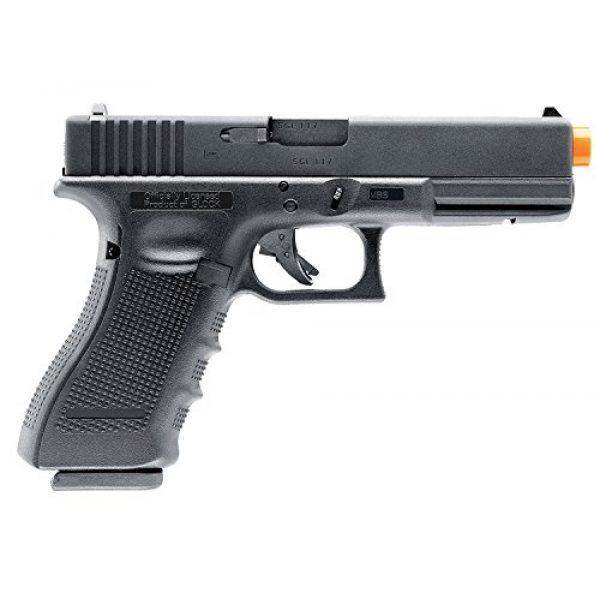 Umarex Airsoft Pistol 4 Umarex Glock 17 Gen4 GBB Airsoft, Black
