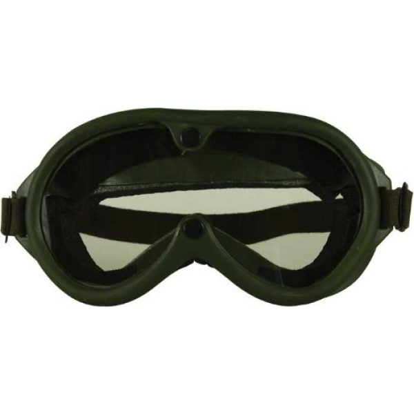 Fox Racing Airsoft Goggle 1 10346 GI Type Sun Wind Dust Goggles (Olive Drab)