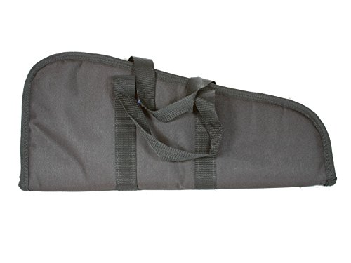 Ace Case Airsoft Gun Case 1 Scoped Nylon Pistol Case