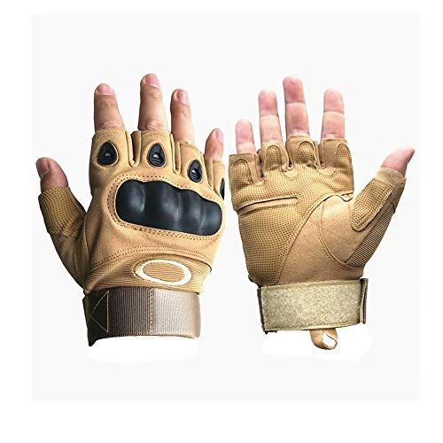 Tactical Gloves Fingerless for Hiking Cycling Climbing Outdoor Camping