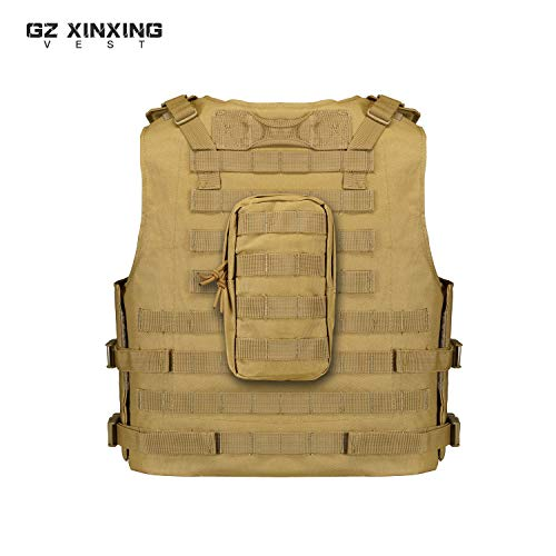 GZ XINXING Airsoft Tactical Vest 4 GZ XINXING 100% Full Refund Assurance Tactical Airsoft Vest