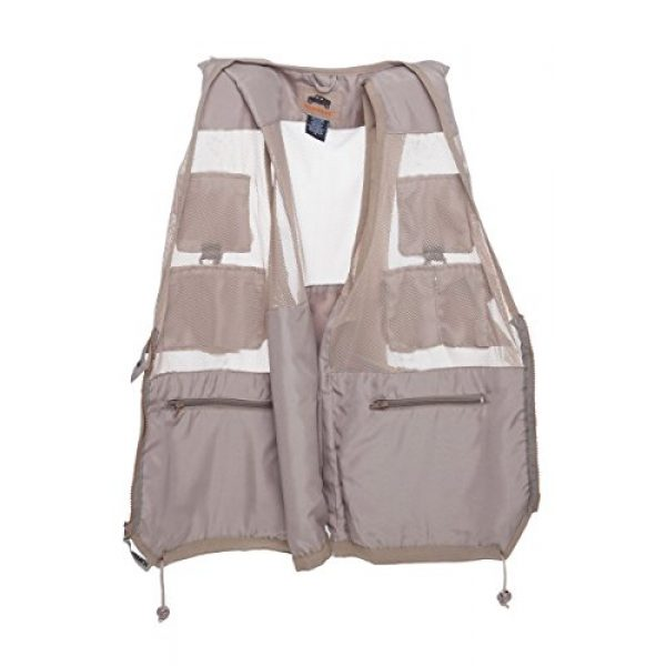 CampCo Airsoft Tactical Vest 3 Humvee Nylon Combat Vest with Safety Zipper