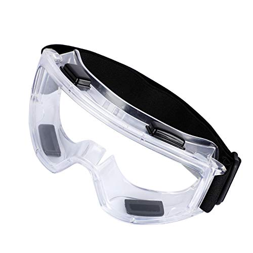 West Biking Airsoft Goggle 1 West Biking Transparent Goggles