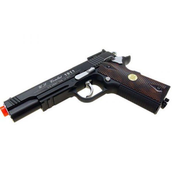 WG Airsoft Pistol 3 500 fps new full metal wg airsoft m 1911 gas co2 hand gun pistol w/ 6mm bb bbs(Airsoft Gun)