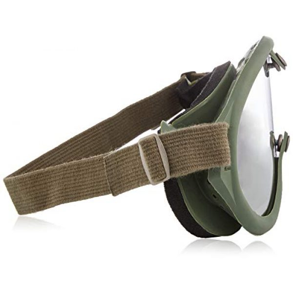 VooDoo Tactical Airsoft Goggle 3 Voodoo Tactical M-44 Military Style Goggles