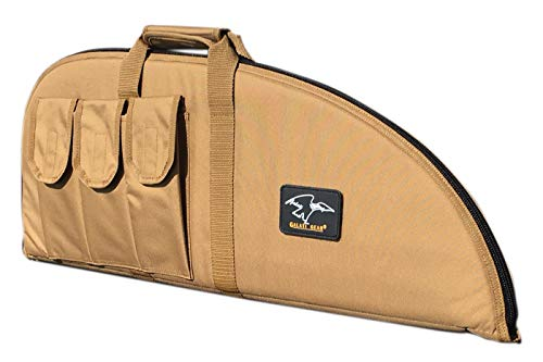 "Galati Gear Airsoft Gun Case 1 Galati Gear 30"" DCN Rifle Case with External Mag Pockets - Coyote Brown"