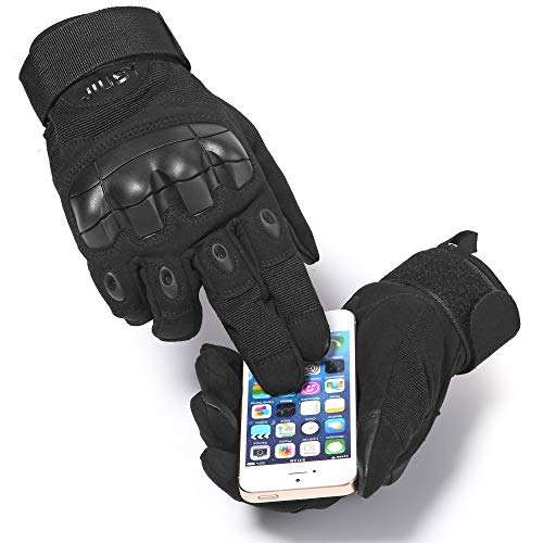 WTACTFUL Airsoft Glove 4 WTACTFUL Touch Screen Military Tactical Gloves Full Finger Airsoft Paintball Outdoor Army Gear