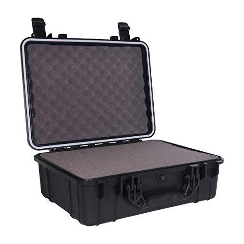 Condition 1 Airsoft Gun Case 1 Condition 1 #227 Black Airtight/Watertight Protective Case with DIY Customizable Foam