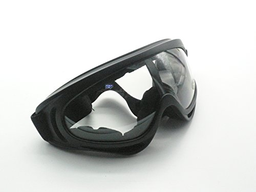 Oidon Airsoft Goggle 2 Oidon Airsoft / Paintball X400 Tactical Goggle Glasses - Dust Wind UV Protection