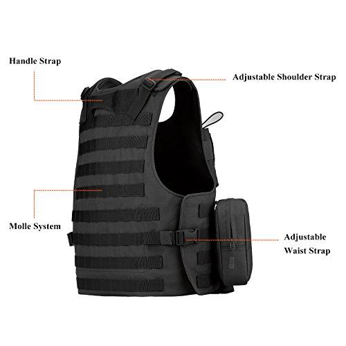 ArcEnCiel Airsoft Tactical Vest 3 ArcEnCiel Tactical Molle Vest