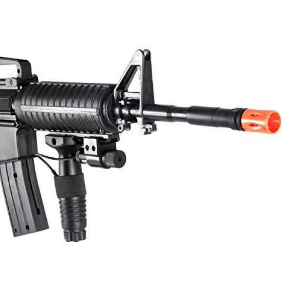 UK Airsoft Rifle 2 UK ARMS P1158CA Spring Airsoft Rifle M4A1 Carbine M4 AR15 AR-15 Assault Rifle