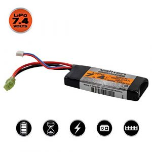 Valken Airsoft Battery 1 Valken Airsoft Battery - Li-Po 7.4v 1600mAh 30c Mini Brick Style