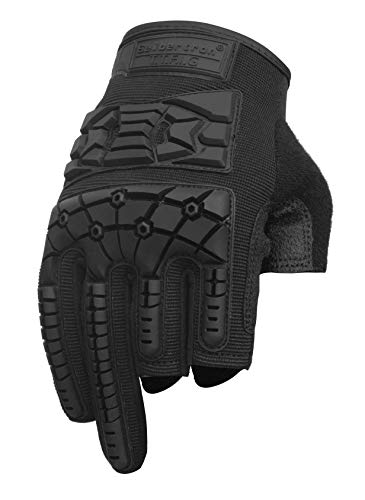 Seibertron Airsoft Glove 3 Seibertron T.T.F.I.G 2.0 Men's Tactical Military Gloves Flexible Rubber Knuckle Protective for Combat Hunting Hiking Airsoft Paintball Motorcycle Motorbike Riding Outdoor Gloves