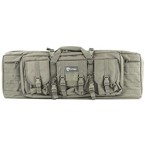 Drago Gear Airsoft Gun Case 3 Drago Gear Double Gun Case
