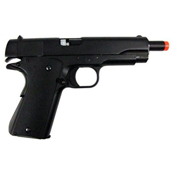 WG Airsoft Pistol 2 wg model-4613 full metal 1911 co2 blowback(Airsoft Gun)