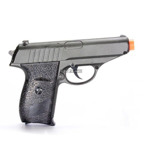 BBTac Airsoft Pistol 2 BBTac ZM02 Spring Pistol Metal Body and Slide Sub-Compact Pocket 220 FPS Concealable Airsoft Gun