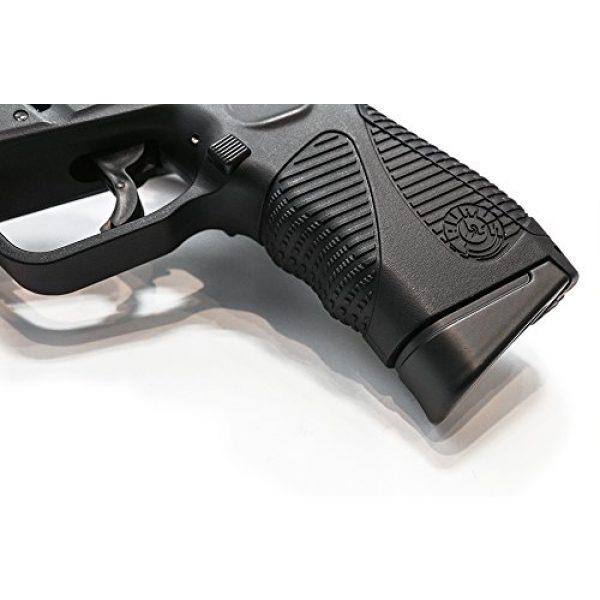 Taurus Airsoft Pistol 3 Taurus Soft Air 24/7 G2 Co2 Blowback Two Tone Airsoft Pistol, Black/Silver