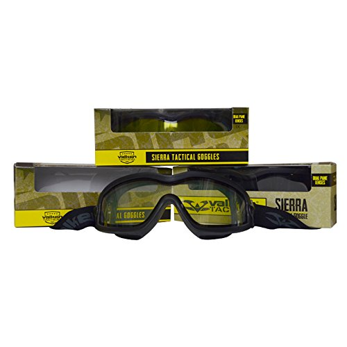 Valken Airsoft Goggle 5 Valken Airsoft Sierra Thermal Lens Goggle