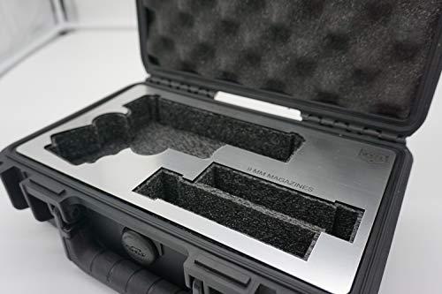 Arsenal Cases Airsoft Gun Case 2 Arsenal Cases Glock 19 Case