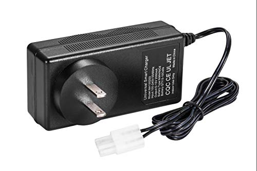 Fast Charger for RC Car & Airsoft Battery with 2A 30W ouput