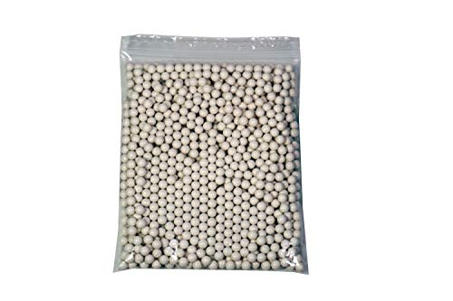 BULLDOG AIRSOFT Airsoft BB 2 Bulldog - [1000] Airsoft Pellets [0.20g] Biodegradable [6mm White] Triple Polished [Pro Team Grade]
