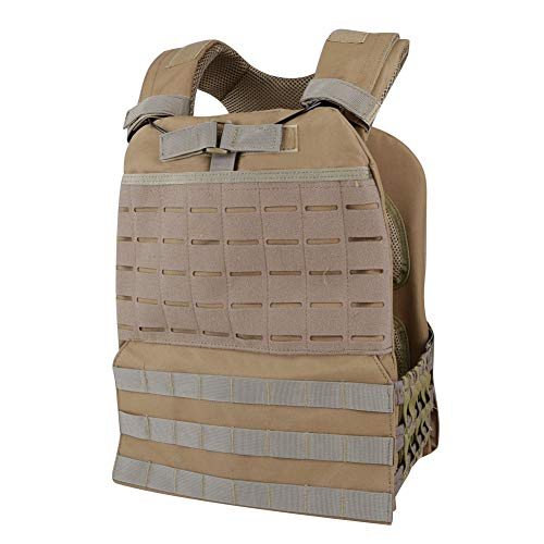 Tactical Area Airsoft Tactical Vest 2 CS Army Vest Multi-Functional Tactical Airsoft Vest Breathable and Quick Release Tactical Vest