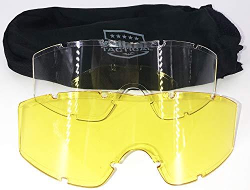Valken Airsoft Goggle 3 Valken Airsoft Tango Goggles