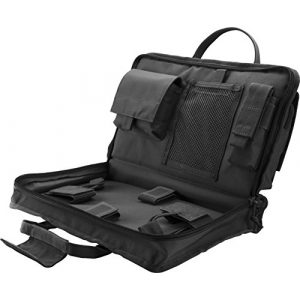 Loaded Gear Pistol Case 1 Loaded Gear Tactical Pistol Gun Shooting Range Bag 2 Handguns 16 in
